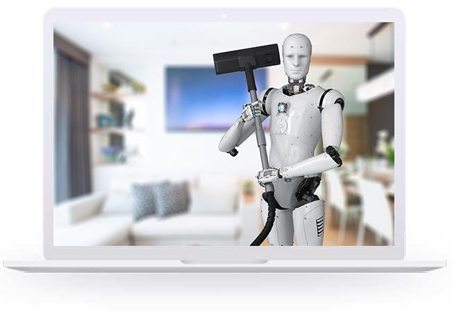 LES ROBOTS DOMESTIQUES ARRIVENT